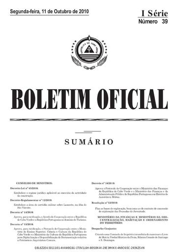 Bo 11 out 2010 alvará IGOP 1
