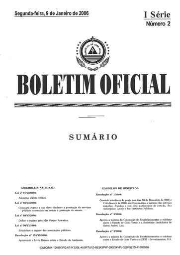 Lei nº 90 VI  Lei de Bases das Associações Públicas